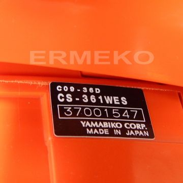 Motoferastrau profesional ECHO CS361WES - ECHO