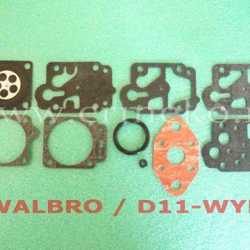 Set membrane WALBRO D11WYL - D11-WYL