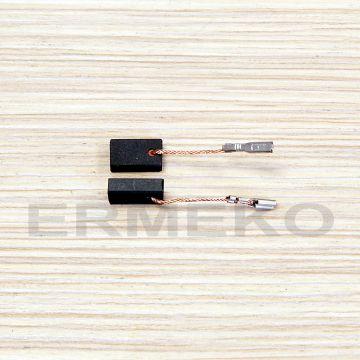 Set perii colectoare 5x10x16.5mm - ER-G00489