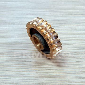 Pinion din bronz (roata melcata) MISINA DELTA - ER-M0001/1
