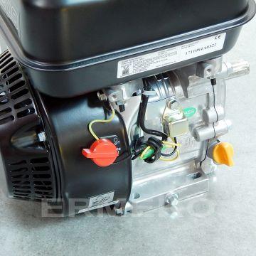 MOTOR ZONGSHEN GB200 196cc 6,5CP / Ø 20mm