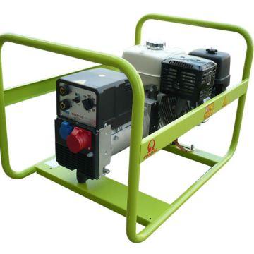Generator de curent monofazat si trifazat / de sudura - PRAMAC WS220TDC