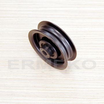 Fulie (flat idler pulley with bearing) tractoras tuns gazon SNAPPER - 7012124YP - ER6206320