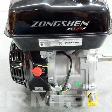 MOTOR ZONGSHEN ZS177F  - 270cc 9CP / Ø 25,4mm