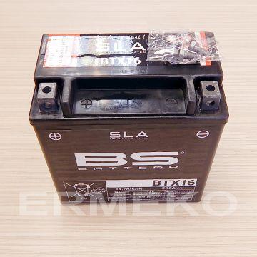Acumulator gel (AGM) STING PLUS BS BATTERY 12V - 14Ah - ER21-06001