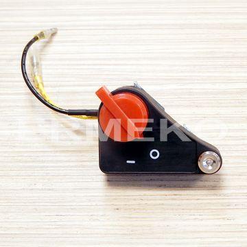 Avertizor ulei si comutator on/off motor HONDA GX110, GX140, GX160