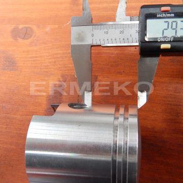 Piston STD ROBIX 151 - Ø 58,50mm