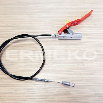 Cablu de ambreiaj cu maneta ambreiaj motocultor Ruris 815, 913, 915, 1150KS, 1250KF - PS815-1-58