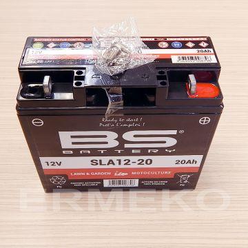 Acumulator gel (AGM) BS BATTERY 12V - 20AH - ER21-06007