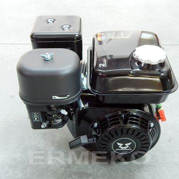 MOTOR ZONGSHEN ZS168FB 19 - 196cc 6,5CP / Ø 19mm - ER01-99001