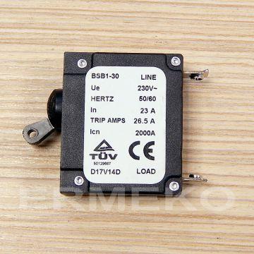 Intrerupator circuit generator curent