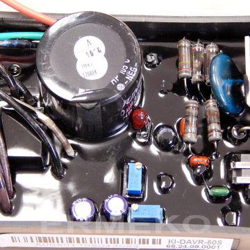 Regulator tensiune generator curent - modul AVR KIPOR KIDAVR50S