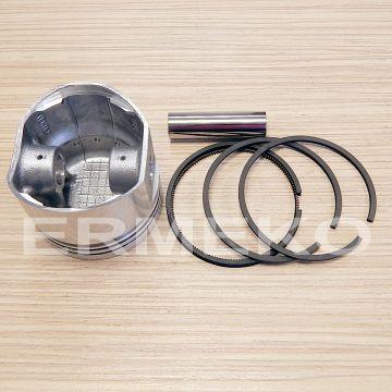 Piston complet cota I reparatie (+0.50mm) LOMBARDINI-INTERMOTOR IM250, IM252