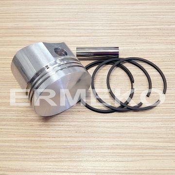 Piston complet cota I reparatie (+0.50mm) LOMBARDINI-INTERMOTOR IM250, IM252 - 65020820