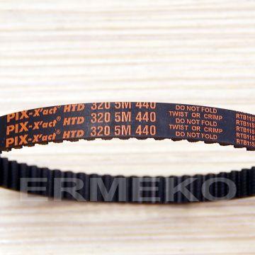Curea de transmisie HTD320-5M/10mm