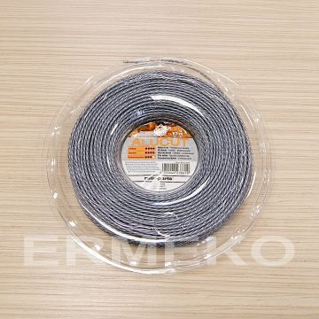 Fir damil Hybrid Twisted AluCut 2.4 mm / 87 m - ER6-3974