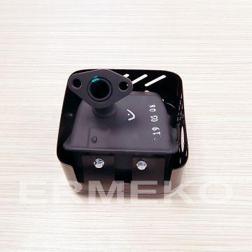 Esapament HONDA  GX110, GX120, GX140, GX160, GX200 - 18300-ZE1-900 - ER13-02009