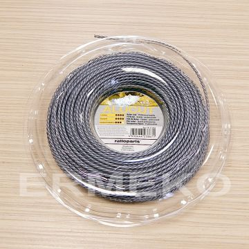 Fir damil Hybrid Twisted AluCut 3.0 mm / 44 m - ER6-3664