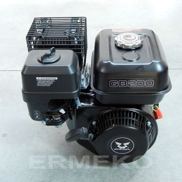 MOTOR ZONGSHEN GB200 196cc 6,5CP / Ø 19mm - ER01-99019