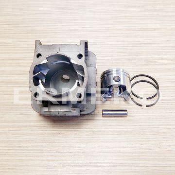 Cilindru + piston (complet) motocoase Ø 44mm - model nou - ER07-12026