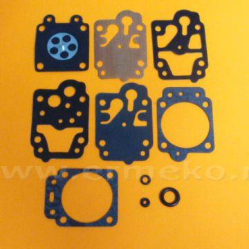 Set membrane WALBRO D21WYK - D21-WYK
