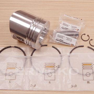 Piston complet STD LOMBARDINI LDA450, 3LD450 - 6501044