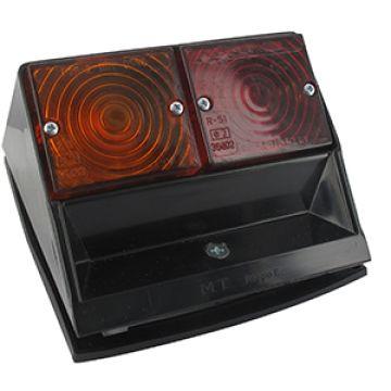 Ansamblu semnalizator cu stop - stanga - 12V 5/21W - 12V 21W - ER2801835